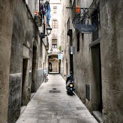 Reforma integral en barcelona el barrio g tico goian blog - Lucio barcelona decoracion ...