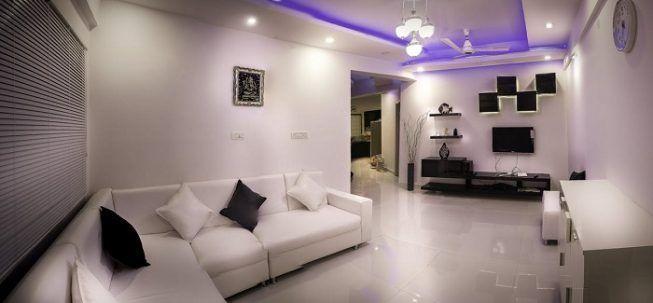 Muebles con buen estilo en casa minimalista