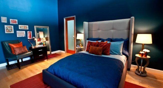 Habitación en azul foto de Decoutil
