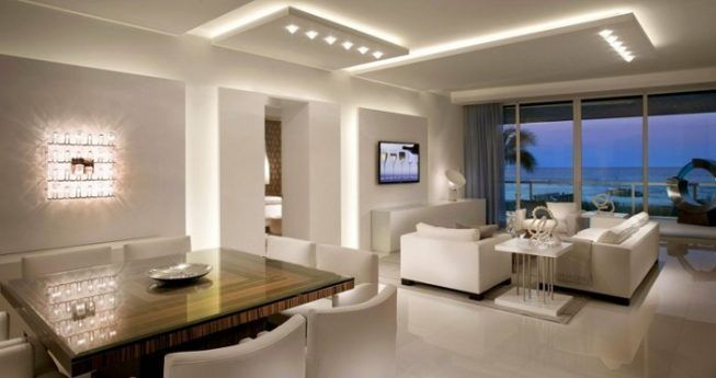 Luces LED en el hogar