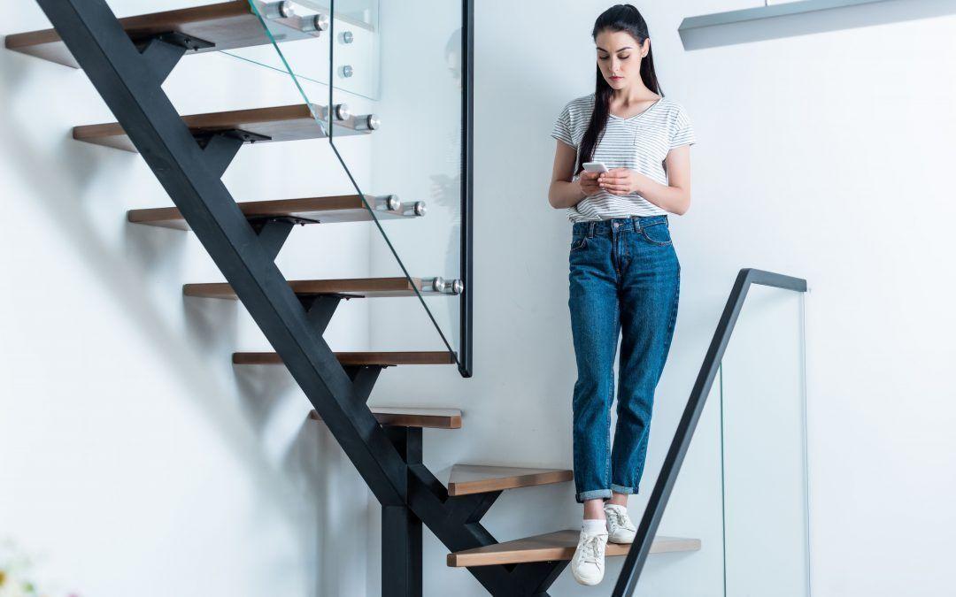 5 idees d'escales per a l'interior de la llar