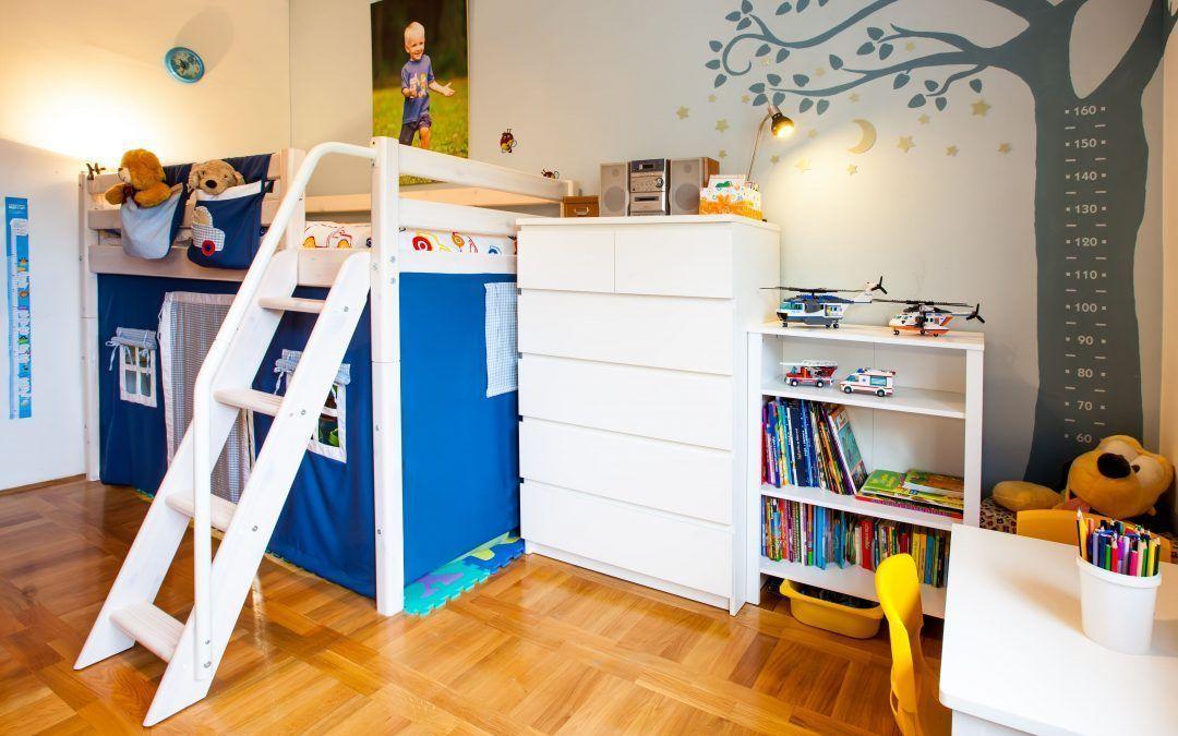 Trucs i idees per a decorar les habitacions dels més petits de la casa