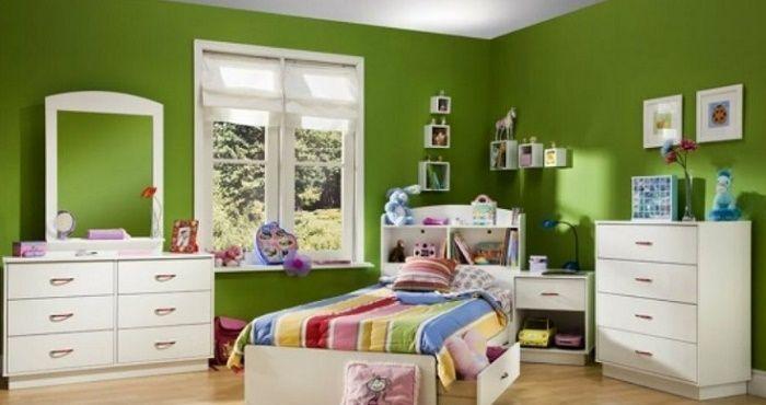 Els millors colors per a pintar una habitació
