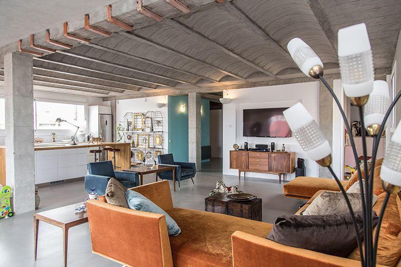 5 tipus de sostre per a l'interior d'una casa