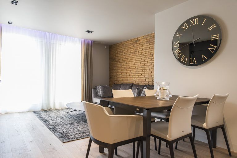 Reforma de la sala d'estar i cuina a Barcelona