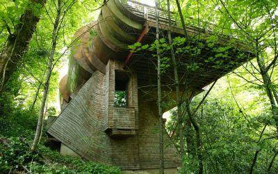 Les cases més curioses del món