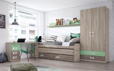 Com decorar una habitació per a adolescents?
