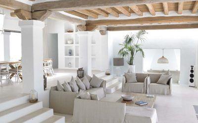 Decoració d'Eivissa a casa teva