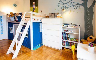 Трюки и идеи для украшения комнат самого маленького дома