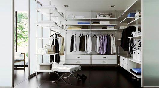 ¿Qué tipo de armario elegir?