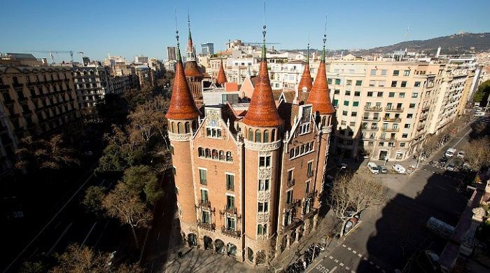 Arquitectura en Barcelona | Josep Puig i Cadafalch
