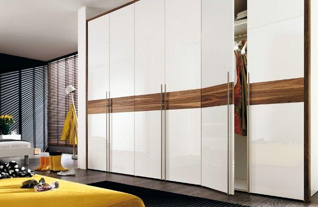 Tipos de armarios para tu habitación