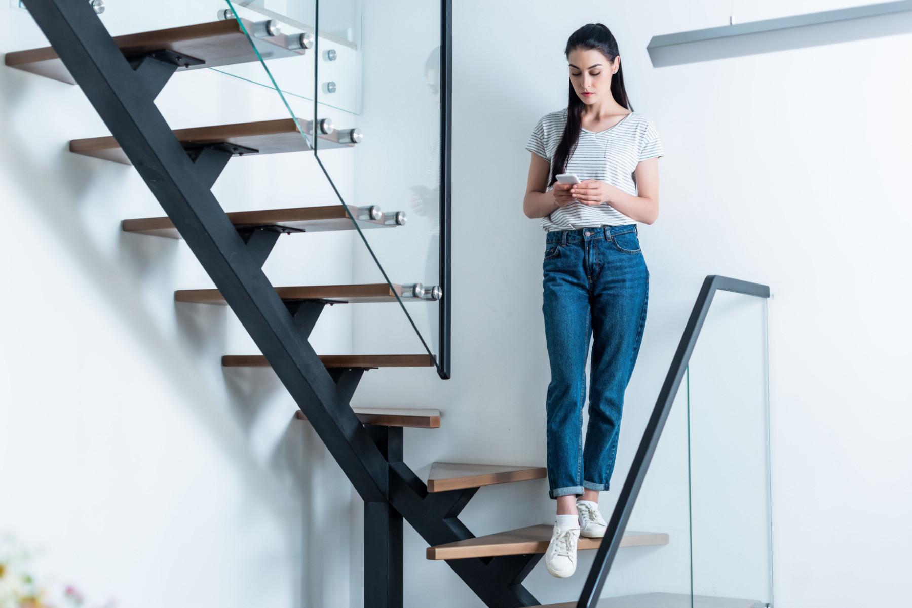5 ideas de escaleras para el interior del hogar