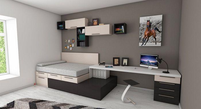Tipos de escritorios para habitación