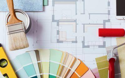 Tendencias en colores para decorar interiores