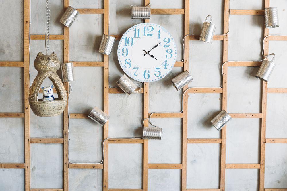 Trucos para decorar tu habitación con reciclaje