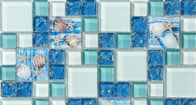 azulejos de vidrio