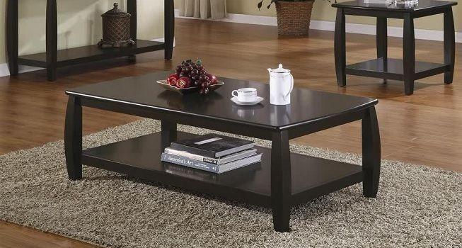 3 mesas de centro creativas para tu sala de estar