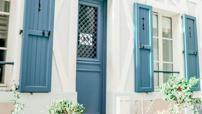 Tendencias en colores para pintar el exterior del hogar en 2019