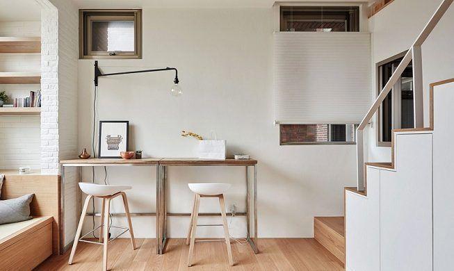 Sala de estar sin planta ni mesa