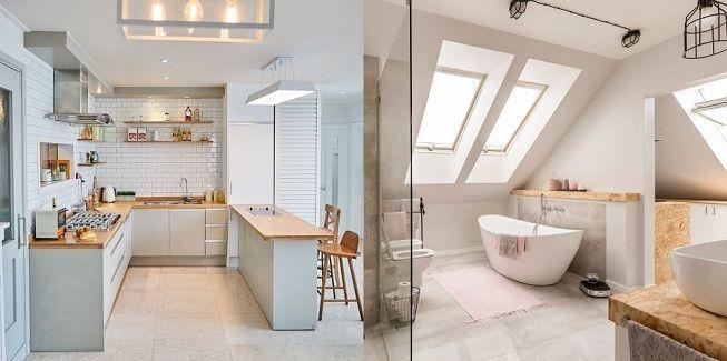 Baño y cocina para el hogar consejos