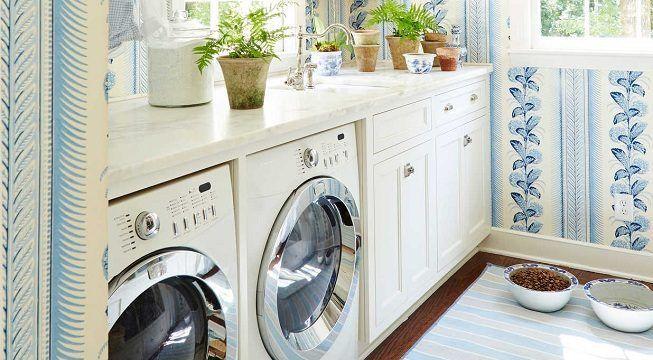 Color de un lavadero