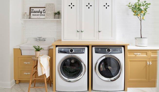 Claves para reformar el lavadero de tu casa