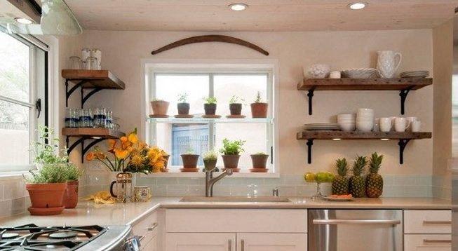 7 ideas para decorar la cocina con plantas