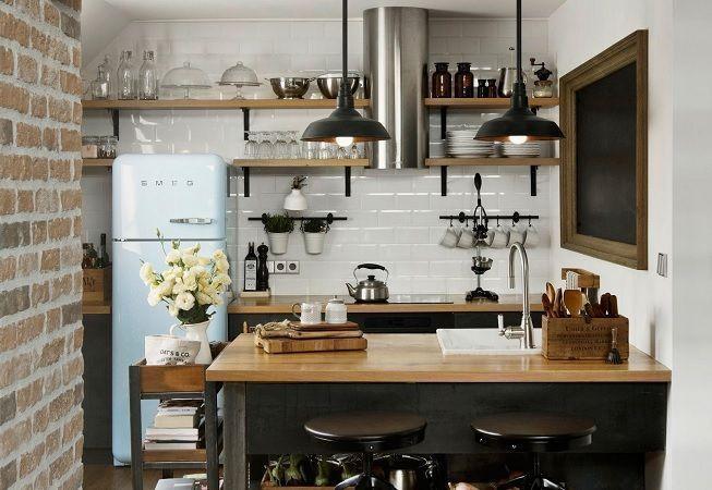 5 consejos imprescindibles para organizar una cocina pequeña