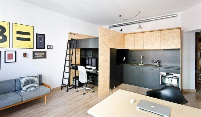 Trucos para reformar un piso pequeño