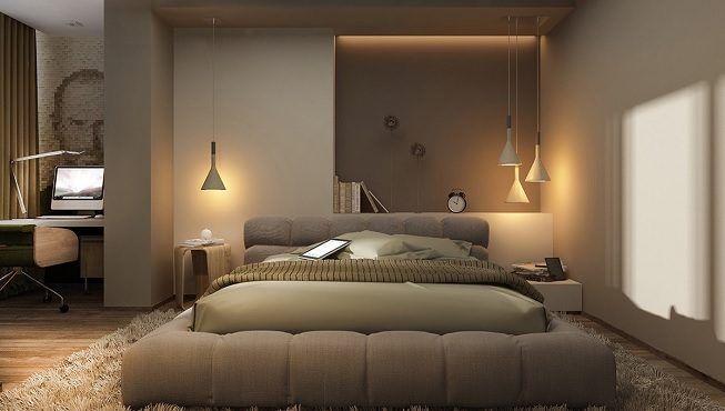 Idea para iluminar el dormitorio