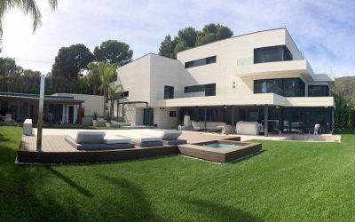 Cómo es la decoración de la casa de Leo Messi