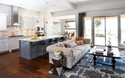 ¿Cómo integrar la cocina en el salón de mi casa?