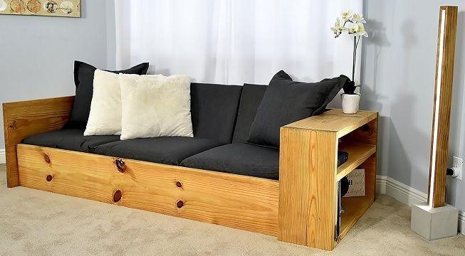 5 muebles que puedes hacer para tu casa con material reciclado