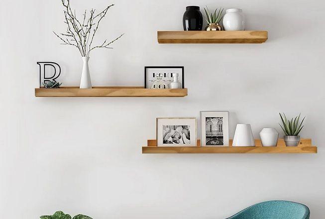 Ideas de estanterías para el hogar