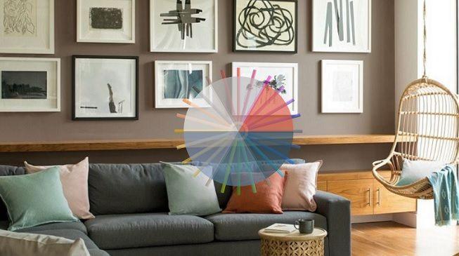 ¿Cómo influyen los colores de la decoración en nuestras emociones?
