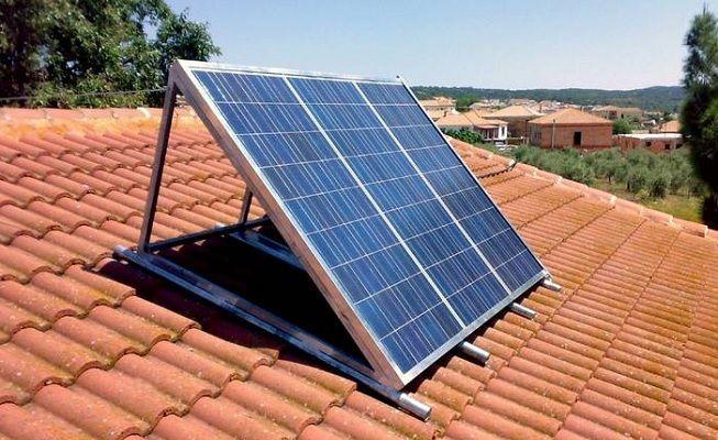 Paneles solares ideas para el hogar