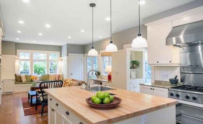 ¿Qué tipo de luz colocar en cada lugar de tu hogar?