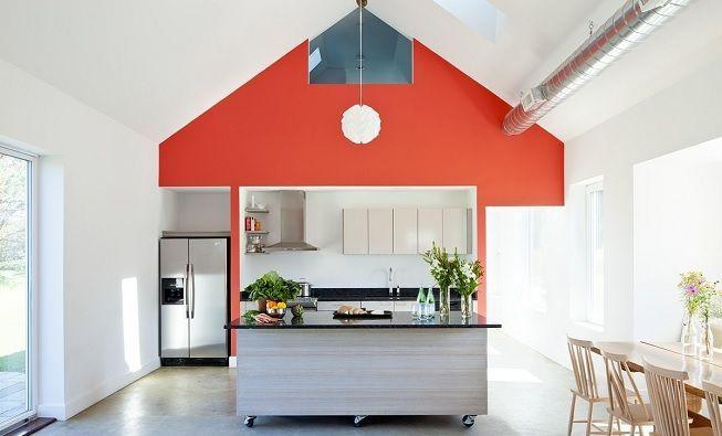 Casa pasivas decoración