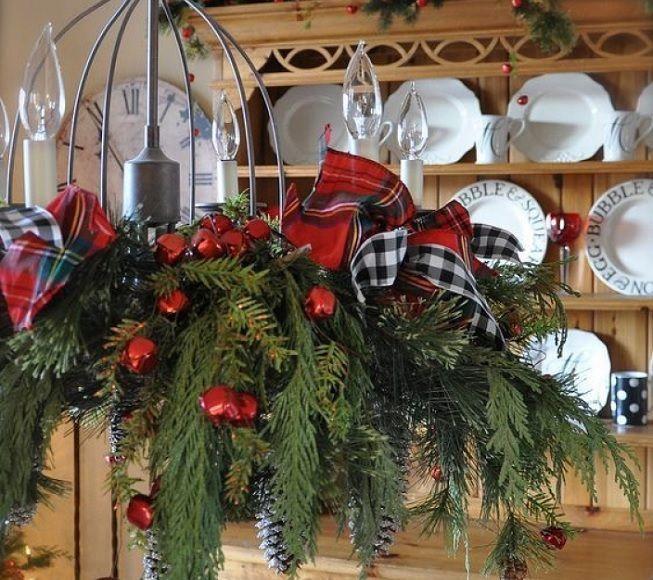 Candelabros ideas para Navidad