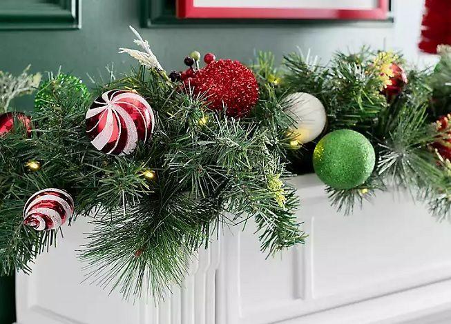 Colores vivos para Navidad