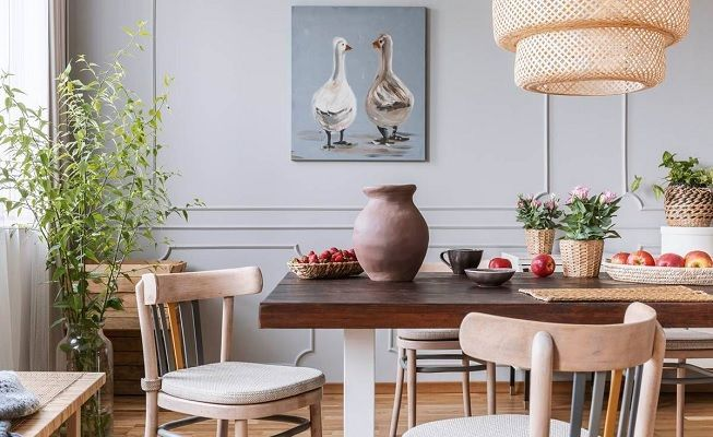 ¿Cómo tener una decoración sostenible en el hogar?