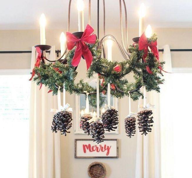 Lámparas de techo para Navidad