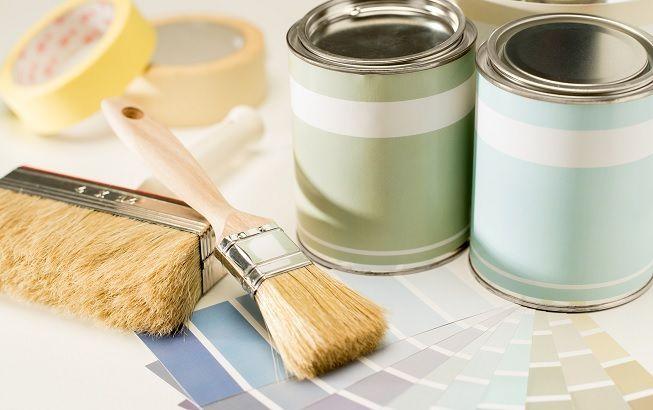Pintura ecológica para el hogar
