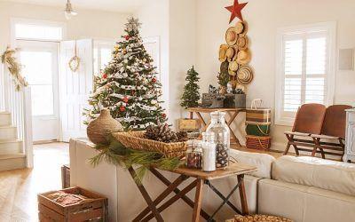Tendencias para decorar la casa en esta Navidad