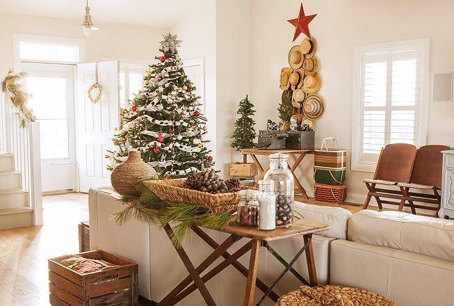 Tendencias para decorar en Navidad