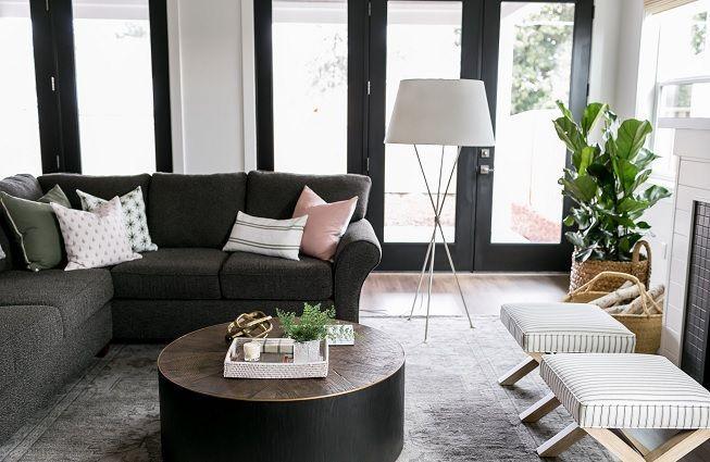 ¿Cómo puedo decorar mi casa desde cero?