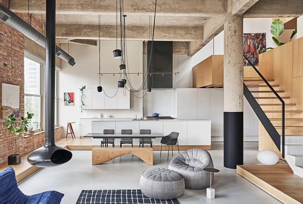Cómo decorar un loft pequeño