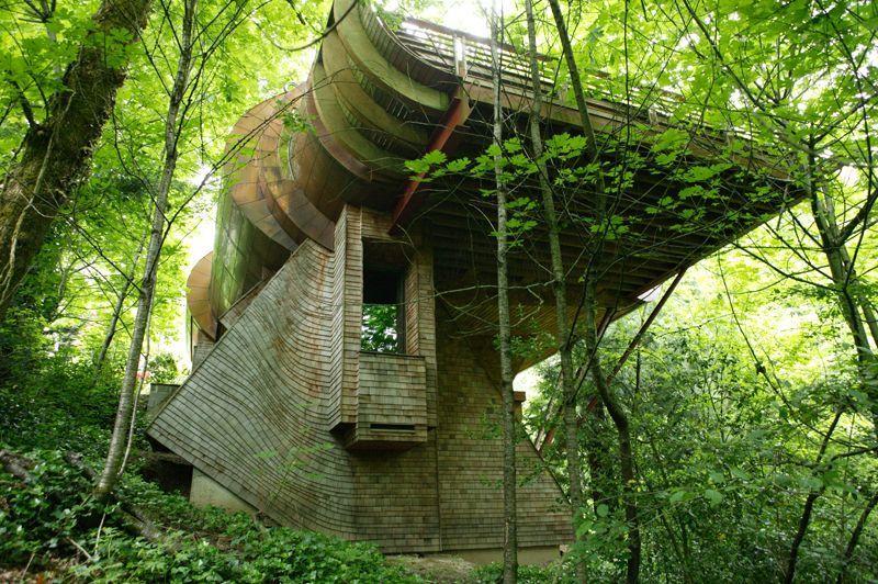Las casas más curiosas del mundo