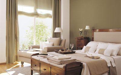 ¿Cómo pintar el dormitorio según el Feng shui?